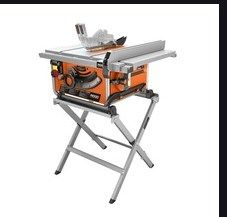 Ridgid vs Dewalt table saw