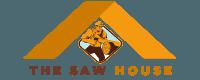 the saw house logo